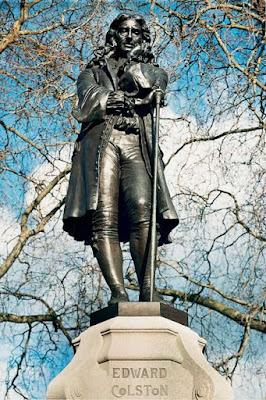 edward colston lave trade statue