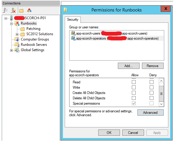 Shep's IT Solutions: Grant Access to Specific Runbooks in