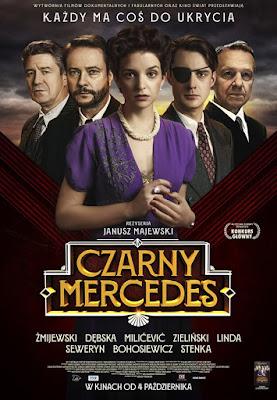 Czarny Mercedes (2019)