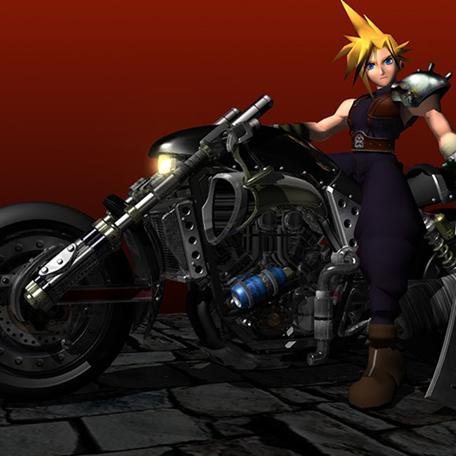 Final Fantasy VII ricordi Antro