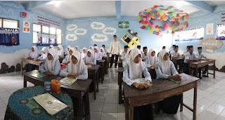Dekorasi Ruangan Kelas