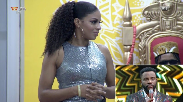 BBNaija 2019: Venita evicted from Big Brother