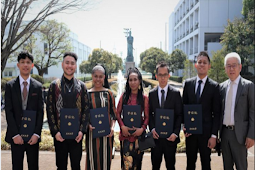 Rohny Maail Ungkap 7 Mahasiswa Ambon di Jepang Lulus Dengan Predikat Terbaik