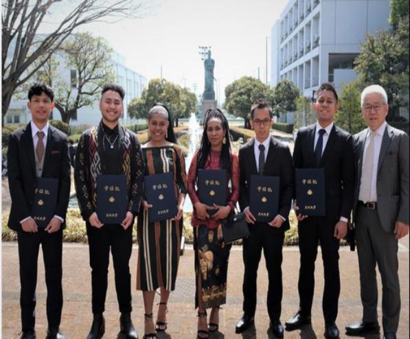 Rohny Maail Ungkap 7 Mahasiswa Ambon di Jepang Lulus Dengan Predikat Terbaik.lelemuku.com.jpg
