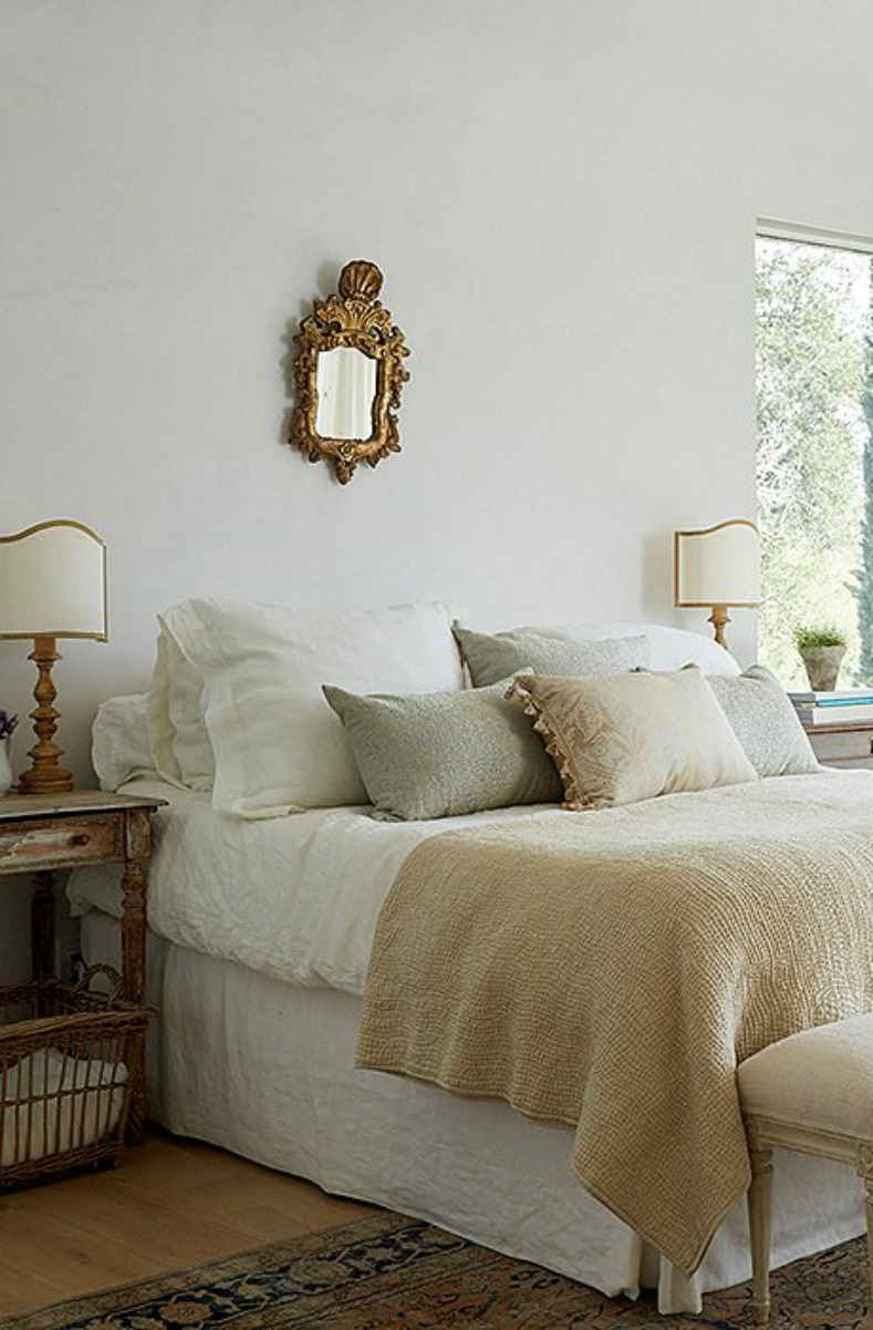 Modern Farmhouse Bedroom Decorating Ideas: Modern Farmhouse Bedroom Decor Ideas Inspired By Giannetti