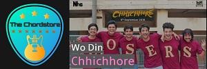Tushar Joshi - WO DIN Guitar Chords (Chhichhore)