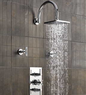 Tips Memilih Shower Kamar Mandi Minimalis