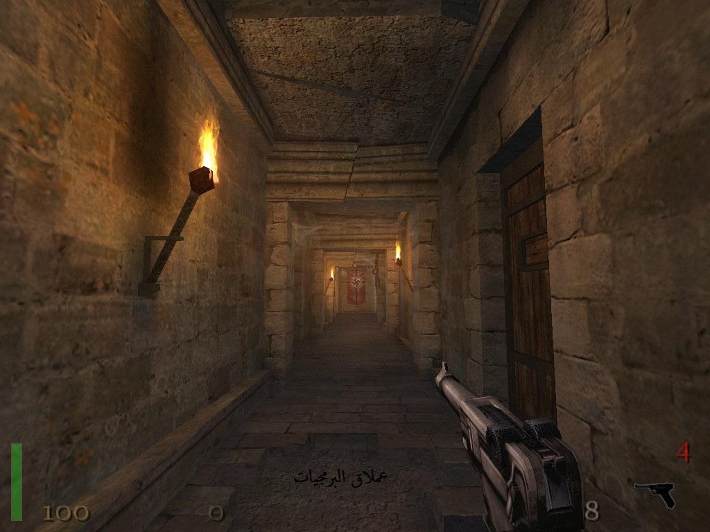 تحميل لعبة return to castle wolfenstein مضغوطة