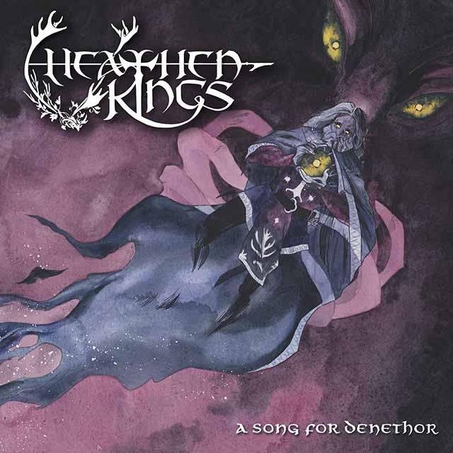 """Το single των Heathen Kings """"A Song For Denethor"""""""
