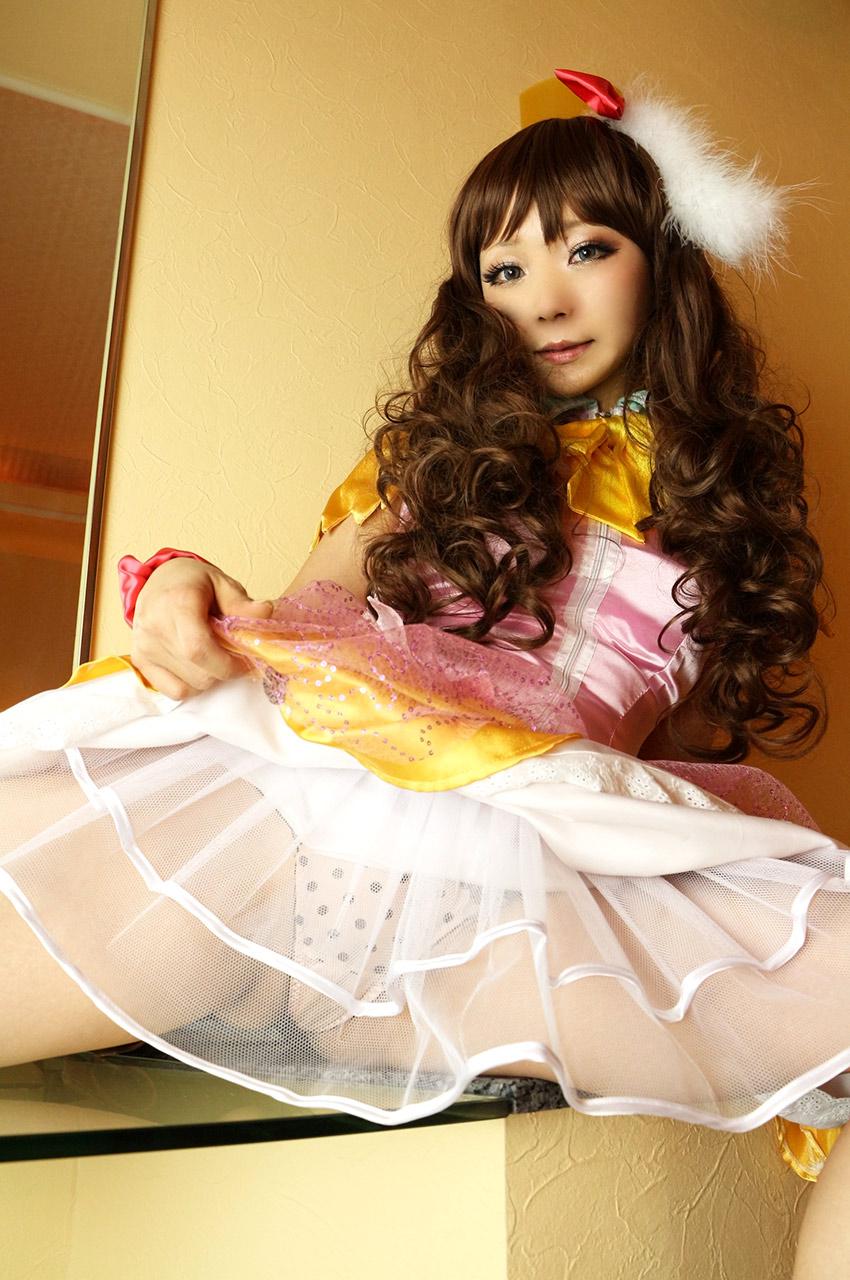 ran higurashi sexy cosplay pics 03