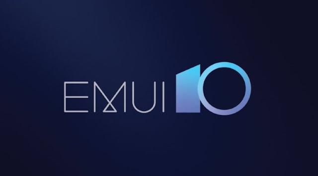 Gambar Logo EMUI 10 dari HUAWEI