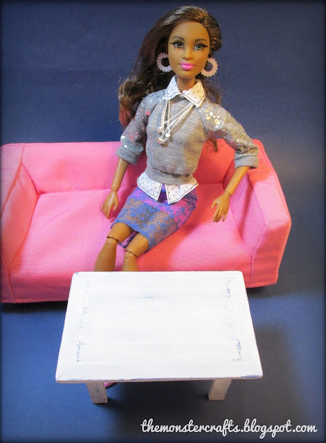 How to do barbie furniture Grace