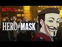 Mặt nạ anh Hùng  Hero Mask