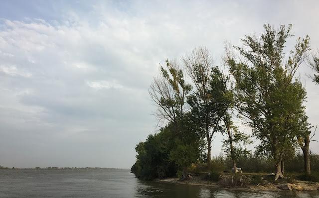 Dunarea la Parches