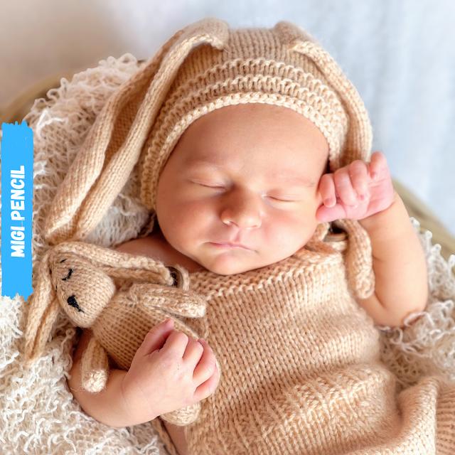 Kebiasaan Bayi Baru Lahir