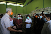 Ganjar: Sistem Resi Gudang Efektif Kurangi Resiko Kerugian Petani