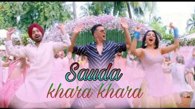 सौदा खरा खरा Sauda Khara Khara , good newwz