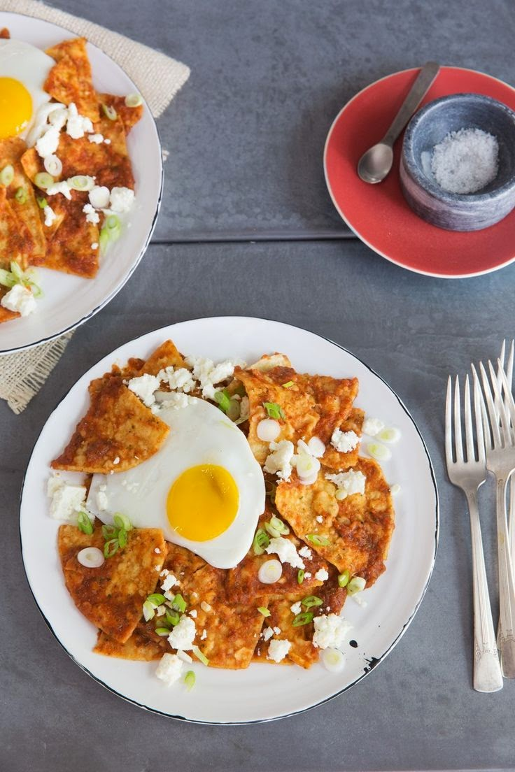 Hangover Chipotle Chilaquiles
