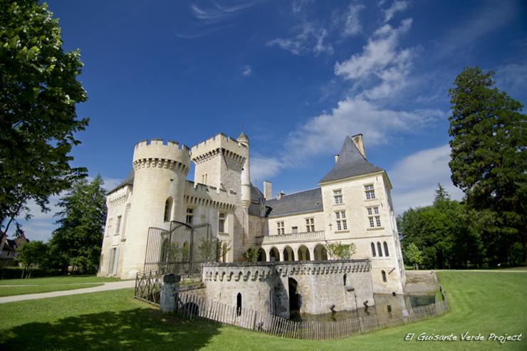 Chateau de Campagne - Perigord, Francia por El Guisante Verde Project