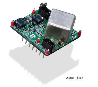 Прецизионный синхронизирующий генератор (HPTR). Внешний вид.