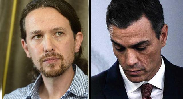 Unidas Podemos rechaza la última oferta del PSOE