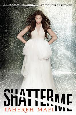 News: Nova capa de Shatter Me, by Tahereh Mafi. 10
