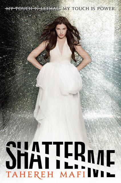 """News: Booktrailer do livro """"Estilhaça-me"""" (Shatter Me, #1) da autora Tahereh Mafi.   18"""
