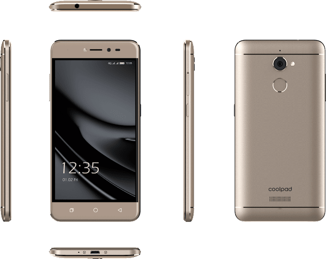Coolpad launches Note 5 Lite in India
