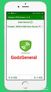 24clan VPN green edition in september