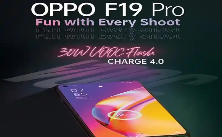 Oppo launches F19 Pro in Pakistan