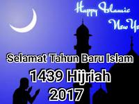 Kumpulan kata ucapan Tahun Baru Islam 1439 H Tahun 2017 terbaru dan unik