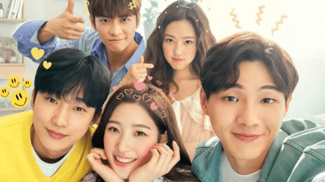 Download Because It's My First Love Batch Subtitle Indonesia