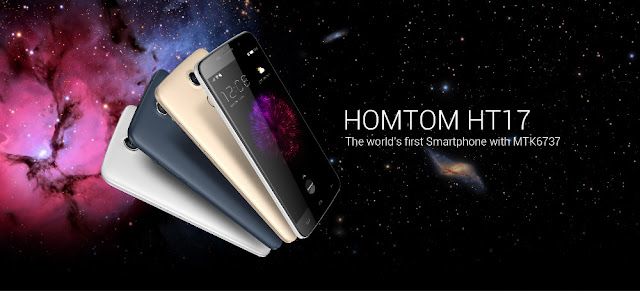 Full Specifiactions of the HOMTOM  HT17 MTK6737 Phone