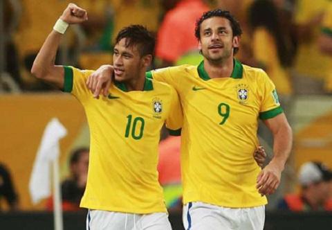 World Cup 2014 của Brazil thiếu nhiều gương mặt tiêu biểu