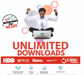 Solar Based ISP, Tizeti Launches First 4G LTE Network in Nigeria