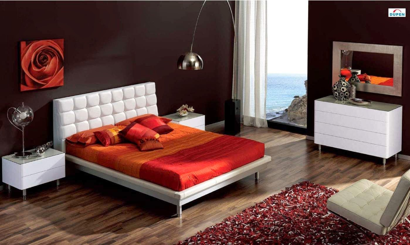 peinture gris et rouge chambre. Black Bedroom Furniture Sets. Home Design Ideas