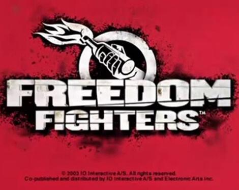 تحميل لعبة Freedom Fighters
