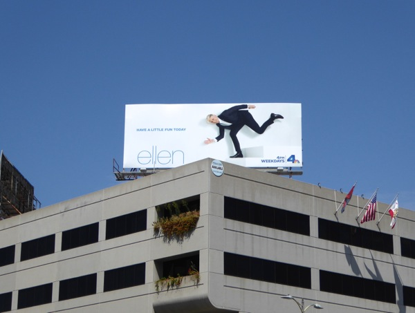 Ellen season 13 billboard
