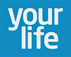 Your life STEM campaign logo