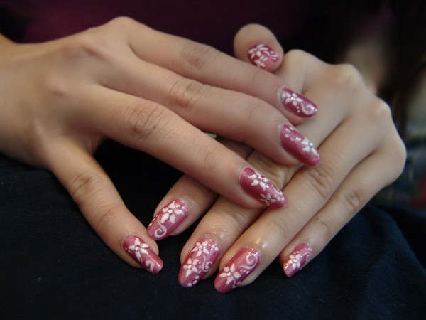 Coolest Nail Art Designs ~ Kankavar Blog