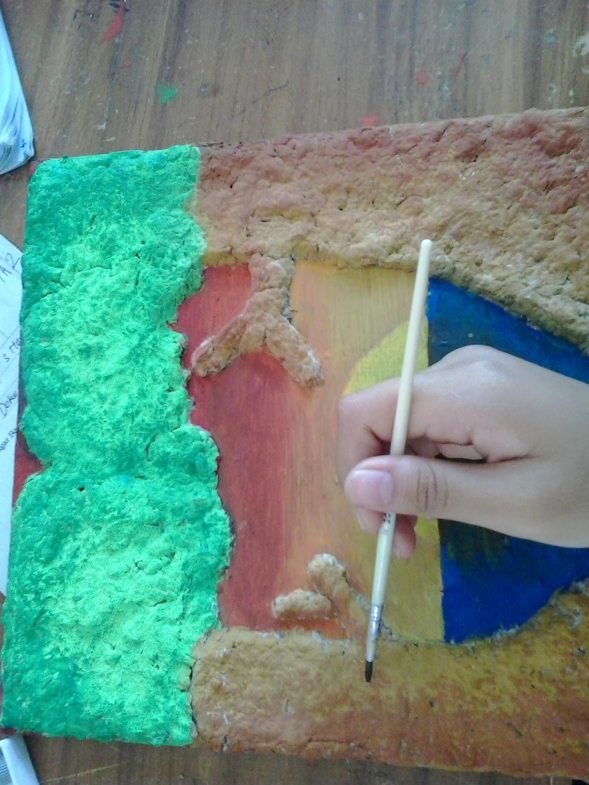 Contoh Kerajinan Dari Bubur Kertas : contoh, kerajinan, bubur, kertas, Feature:, Membuat, Kerajinan, Bubur, Kertas