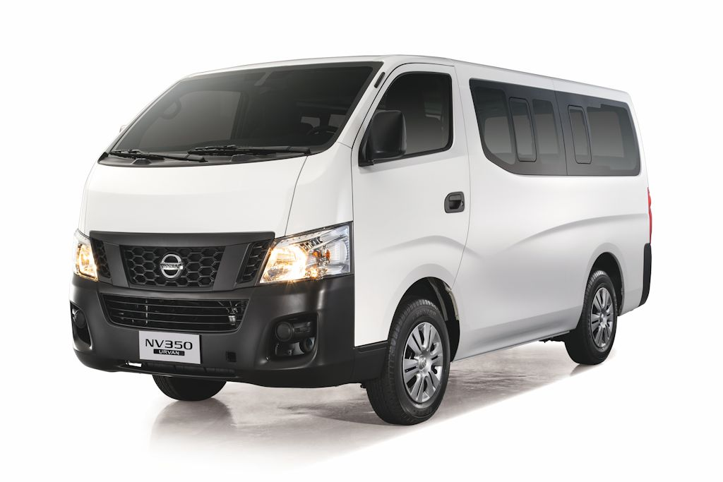 Nissan Formally Launches NV350 Urvan (w/ Brochure ...