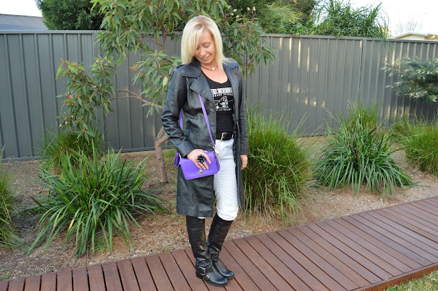 Sydney Fashion Hunter - The Wednesday Pants #50 I'm With The Band