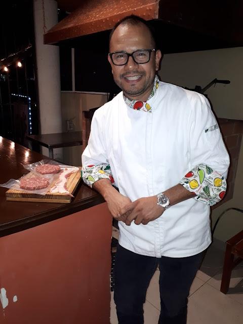 Chef Saul Mendoza.