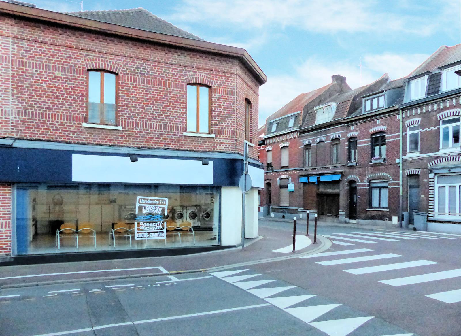 Tourcoing Quartier Croix-Rouge - Laverie Automatique