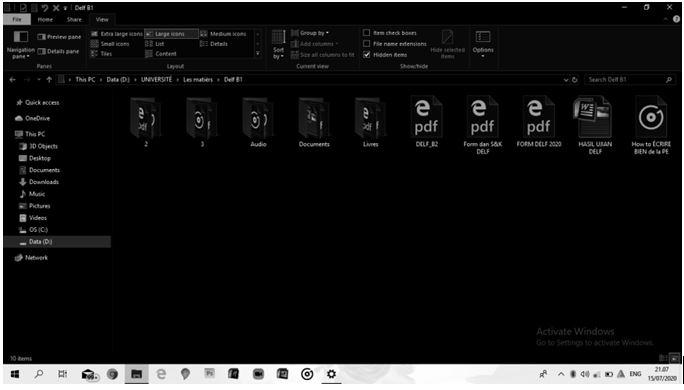Cara Mengatur Color Filters pada Laptop Windows 10