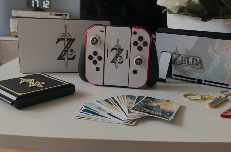 All the Little Gaming Extras