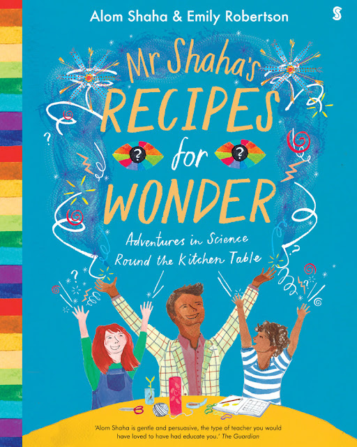 Mr. Shaha's Recipes for Wonder Book