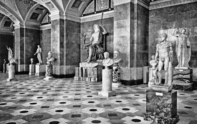 Sankt Petersburg - Muzeul Ermitaj - blog FOTO-IDEEA