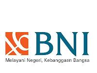 Lowongan Kerja BNI - Peneriman Pegawai Periode Agustus - Desember 2020